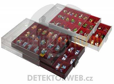 Sběratelská kazeta na nálezy 2403 - Detektory kovů