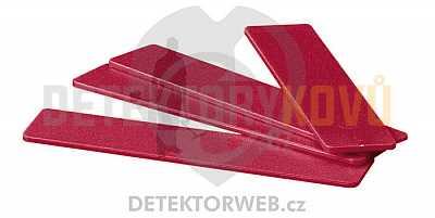 Příčky dělící pro sběratelskou kazetu Lindner 2462 - Detektory kovů