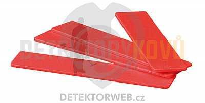 Příčky dělící pro sběratelskou kazetu Lindner 2402 - Detektory kovů