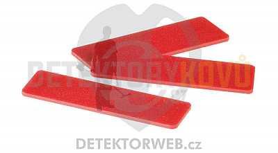 Příčky dělící pro sběratelskou kazetu Lindner 2403 - Detektory kovů