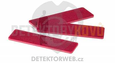 Dělící příčky pro sběratelskou kazetu Lindner - Detektory kovů