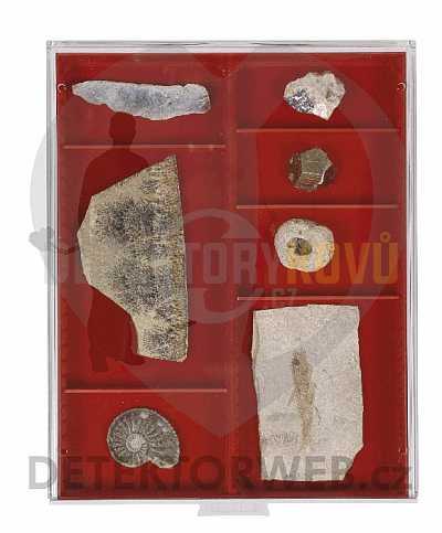 Sběratelská kazeta na nálezy 2402 - Detektory kovů