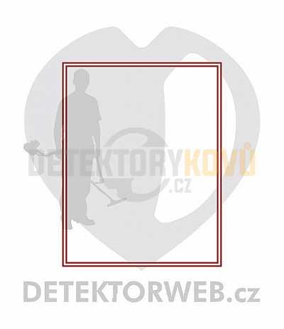 Sběratelská kazeta na nálezy 2401 - Detektory kovů