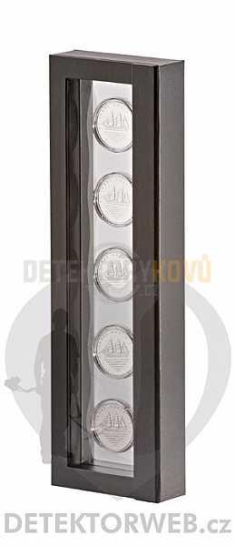 Prezentační rámeček NIMBUS 265 - Black - Detektory kovů