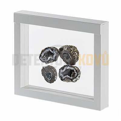 Prezentační rámeček NIMBUS 230 - White - Detektory kovů