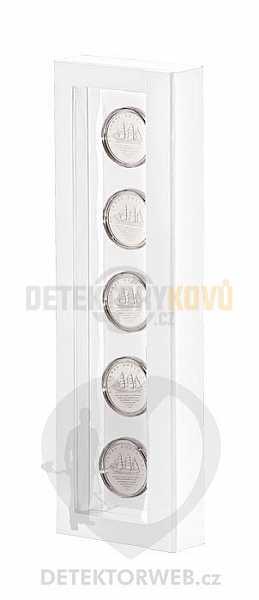 Prezentační rámeček NIMBUS 265 - White - Detektory kovů