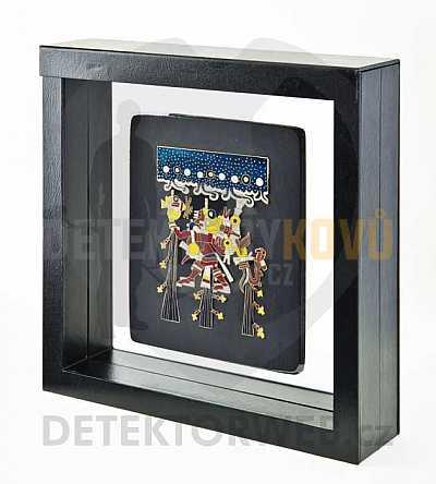 Prezentační rámeček NIMBUS 260 - Black - Detektory kovů