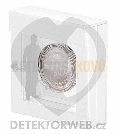 Prezentační rámeček NIMBUS 70 - White - Detektory kovů