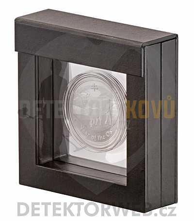 Prezentační rámeček NIMBUS 70 - Black - Detektory kovů