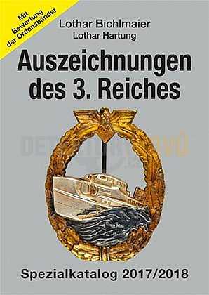 Vyznamenání Třetí říše - Detektory kovů