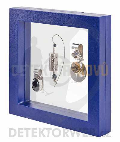 Prezentační rámeček NIMBUS ECO - Blue - Detektory kovů
