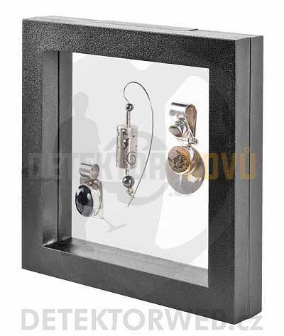Prezentační rámeček NIMBUS ECO - Black - Detektory kovů