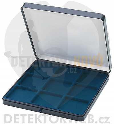 Kazeta na mince Lindner - Detektory kovů