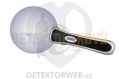 Lupa Lindner s LED osvětlením - Detektory kovů