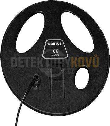 Cívka 23x20cm CC eliptická RUTUS - Detektory kovů