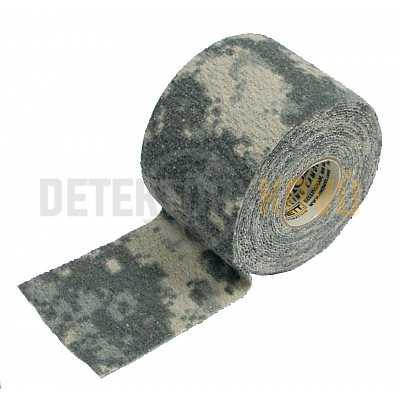 Maskovací páska nelepící - strečová - 5cm x 366cm, AT-digital - Detektory kovů