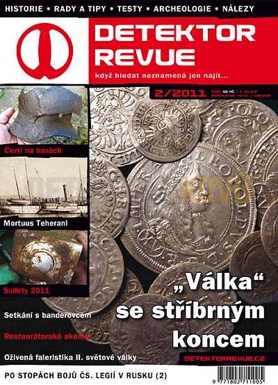 Detektor revue 2011/02 - Detektory kovů