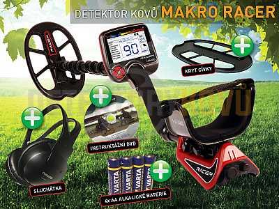 MAKRO RACER - Detektor kovů - Detektory kovů