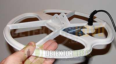 Cívka Detech Ultimate pro XP (18kHz) 33cm - Detektory kovů