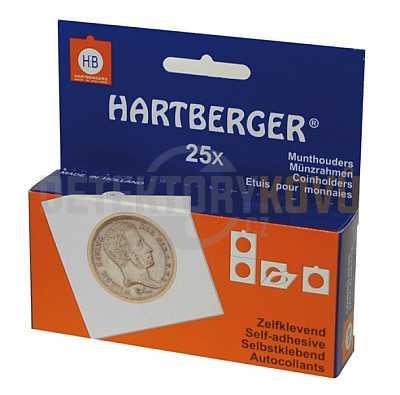 Pouzdra na mince - papírová - Detektory kovů