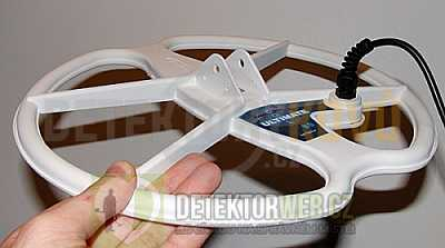 Cívka Ultimate Tekentics 33cm - Detektory kovů