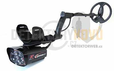 XP GmaxxII - detektor kovů - Detektory kovů