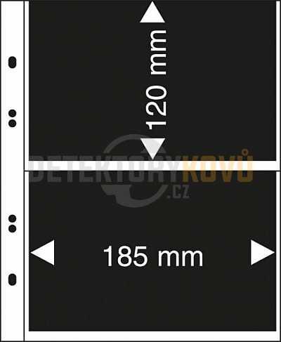 Albové listy na bankovky - 10 ks - Detektory kovů