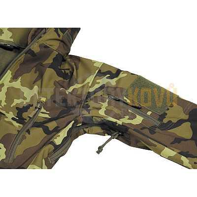 Soft shellová bunda Scorpion, Vz 95 - Detektory kovů