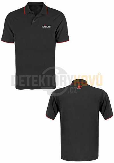 Polo tričko XP Deus - Detektory kovů