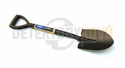 Mini rýč Draper s dřevěnou násadou - Detektory kovů