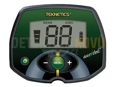 Teknetics EuroTek - Detektory kovů