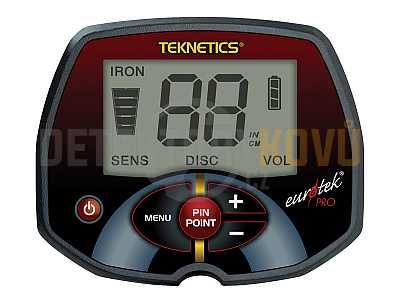 Teknetics EuroTek PRO - Detektory kovů