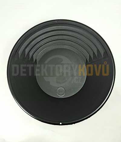 Rýžovací pánev na zlato Klondike 37 cm - černá - Detektory kovů