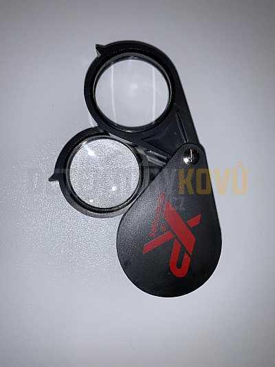 Kapesní lupa XP - Detektory kovů
