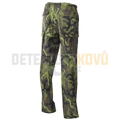 Kalhoty vzor 95 CZ, BDU, Rip Stop - Detektory kovů