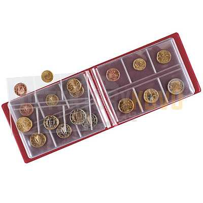 Kapesní album na mince 2070E - Detektory kovů
