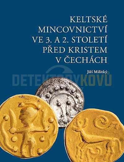 Keltské mincovnictví ve 3. a 2. století před Kristem v Čechách - Detektory kovů