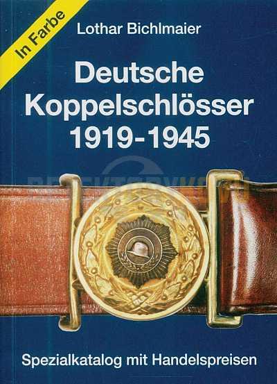 Německé přezky 1919-1945 - Detektory kovů