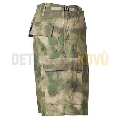 Kraťasy BDU Rip Stop, HDT camo FG - Detektory kovů