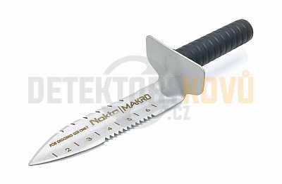 Premium Digger - nerezový dloubák - Detektory kovů