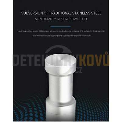 Přenosný ultrazvukový zářič 9600 - Detektory kovů