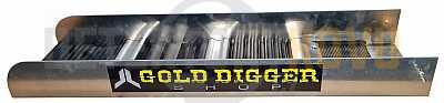 Prodloužení pro splavy o šířce 15 cm - Detektory kovů