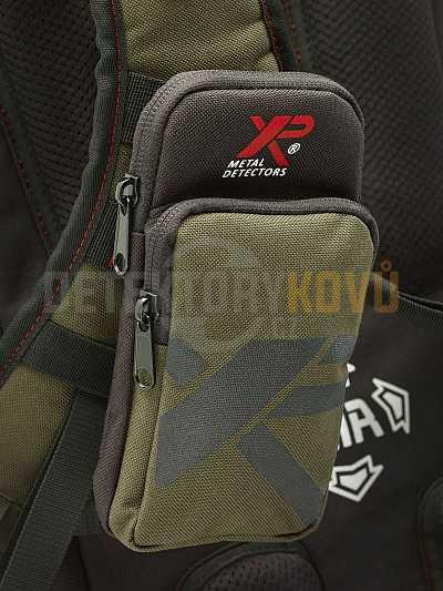 SET batoh XP backpack 280 + mošna na nálezy XP - Detektory kovů
