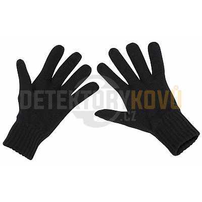 Rukavice ARMY pletené, teplé - Detektory kovů