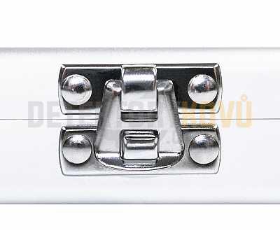 Hliníková kazeta na 20 mincí - průměr do 48 mm - Detektory kovů