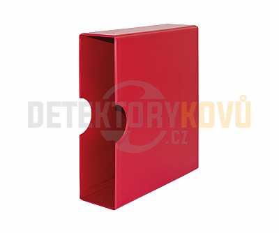 Pouzdro na album PUBLICA M COLOR - Berry (červené) - Detektory kovů