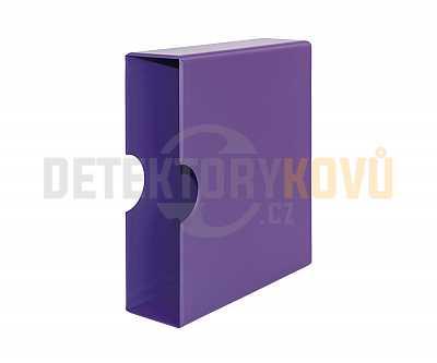 Pouzdro na album PUBLICA M COLOR -Viola (fialové) - Detektory kovů