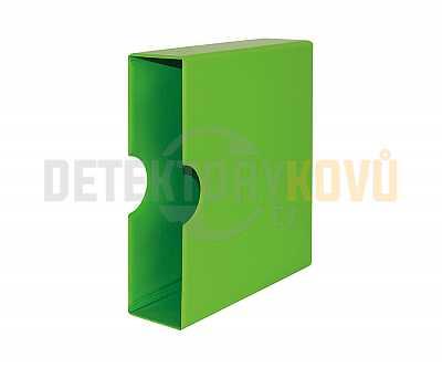 Pouzdro na album PUBLICA M COLOR - Spring (zelené) - Detektory kovů