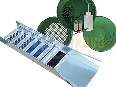 Rýžovací SET DW - Detektory kovů
