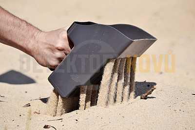 HD Síto ProtectorTech - Detektory kovů